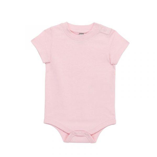 body bébé rose